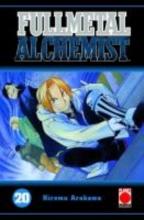 Arakawa, Hiromu Fullmetal Alchemist 20