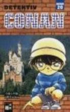Aoyama, Gosho Detektiv Conan 20