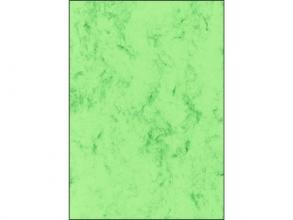 , structuurdesign Sigel A4 200grs pak a 50 vel marmer groen