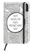 myNotes: Nett kann ich auch, bringt aber nix Notizbuch klein liniert