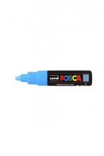 , Verfstift Posca PC7M lichtblauw