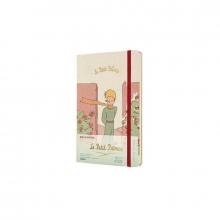, Moleskine 18 MND Agenda - 2020/21 - LE Planner - Petit Prince - Wekelijks - Large (14x21 cm) - Roses - Harde Kaft