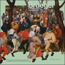 , Bruegel maandkalender 2021