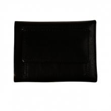 , Portemonnee Tony Perotti Furbo Pure RFID leer zwart