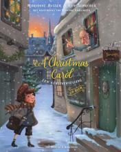 Ron Schröder Marianne Busser, A Christmas Carol - Een kerstvertelling op rijm