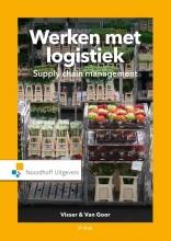 Ad van Goor Hessel Visser, Werken met Logistiek