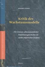 Benjamin  Ziemer Kritik des Wachstumsmodells