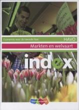 Haperen van Index 2e fase havo Markten en Welvaart