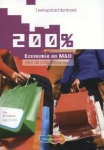 Ton  Bielderman, Theo  Spierenburg 200 procent Economie en MenO