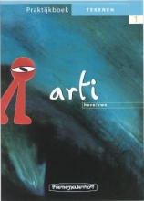 A. Sombogaard Maaike Bakker  J. van Hekke, Arti 1 Havo/vwo Praktijkboek tekenen