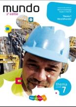 Mundo 7 Wereldhandel leerjaar 2 lwoo-bk Themaschrift