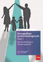 Mr. S. Jansen-Verbakel Mr. J.C.L. Zuiderwijk, (Echt)scheiding en fiscale aspecten. Editie 2021