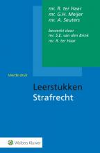 R. ter Haar, G.H.  Meijer, A.  Seuters Leerstukken strafrecht