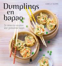 Isabelle  Guerre Dumplings en bapao