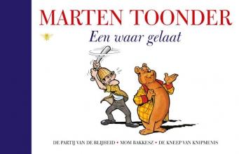 Marten  Toonder Alle verhalen van Olivier B. Bommel en Tom Poes 13 : Een waar gelaat