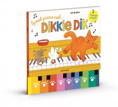 Jet Boeke , Speel piano met Dikkie Dik