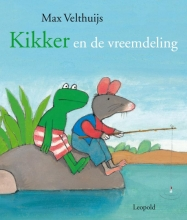Max  Velthuijs Kikker en de vreemdeling