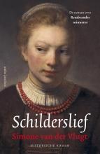 Simone van der Vlugt , Schilderslief