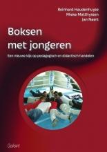 Jan Naert Reinhard Haudenhuyse  Mieke Matthyssen, Boksen met jongeren