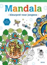 , Mandala - Kleurpret voor jongens