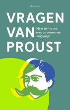Coen Simon Martin de Haan, Vragen van Proust
