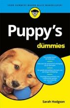 Sarah Hodgson , Puppy`s voor Dummies