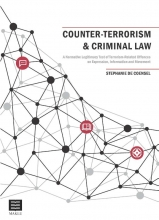 Stephanie De Coensel , Counter-Terrorism & Criminal Law
