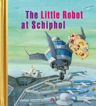 Sjoerd Kuyper , The little robot at Schiphol