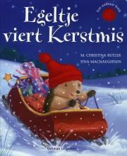 Butler, M. Christina Egeltje viert Kerstmis
