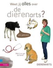 Versteeg, Isabel Weet jij alles over de dierenarts? + Voorlees-cd
