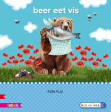 Auteursgroep Zwijsen , Beer eet vis AVI S