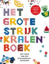 Maria  Gossé Het grote strijkkralenboek