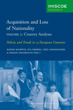 IMISCOE Research Acquisition and Loss of Nationality 2 Country Analyses