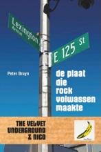 Peter  Bruyn De plaat die rock volwassen maakte. The Velvet Underground & Nico