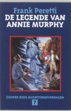 Frank  Peretti Cooper kids avonturen verhalen De legende van Annie Murphy