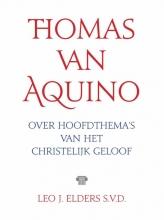 Leo J. Elders , Thomas van Aquino