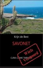 Krijn de Best cura-crime thrillers Savonet