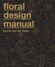 Akker, Pim van den Floral design manual