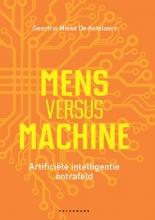 Geertrui Mieke De Ketelaere , Mens versus machine