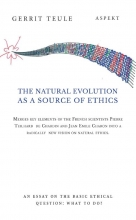 Gerrit Teule , The natural evolution as a source of ethics