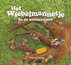 Harald Timmer , Het wiebelmannetje en de boomklonters