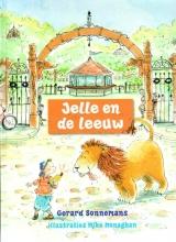 Gerard  Sonnemans Jelle en de leeuw