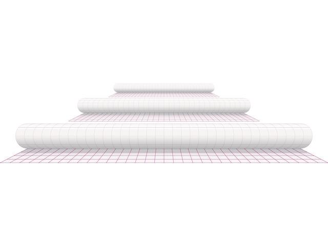 ,Kaftplastic Boeklon 50cmx5m zelfklevend transparant