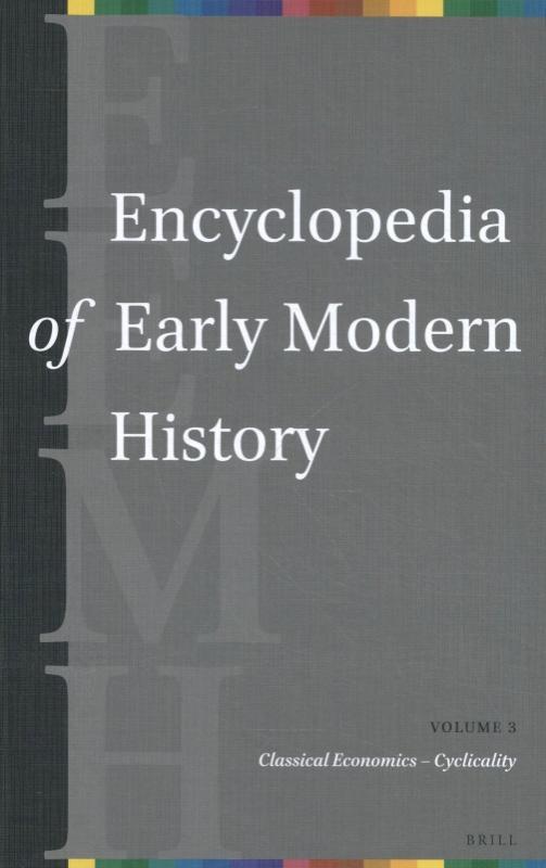 ,Encyclopedia of Early Modern History, volume 3