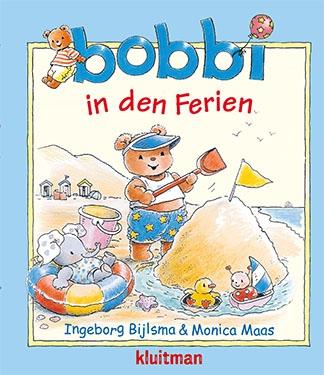 Monica Maas, Ingeborg Bijlsma,Bobbi in den Ferien