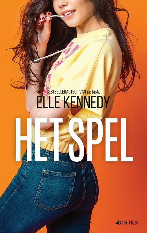 Elle Kennedy,Het spel