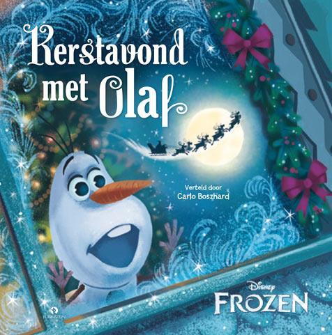 Jessica Julius,Kerstavond met Olaf