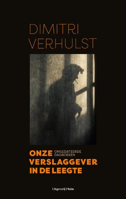 Dimitri Verhulst,Onze verslaggever in de leegte