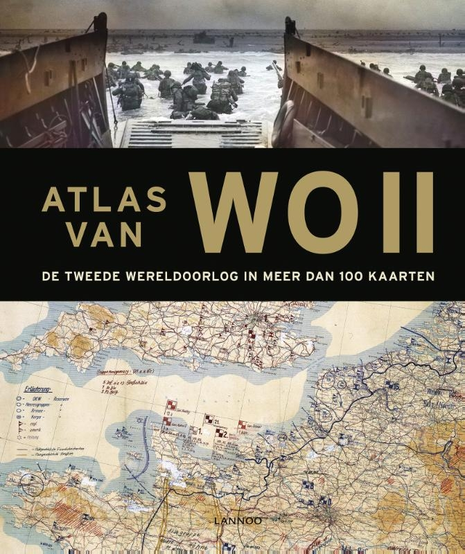 Richard Overy, Peter Snow,Atlas van WOII