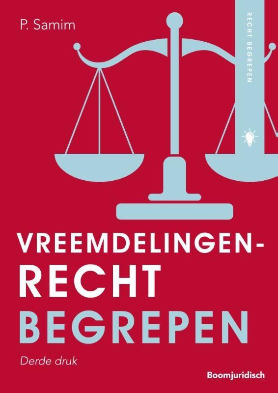 Parviz Samim,Vreemdelingenrecht begrepen